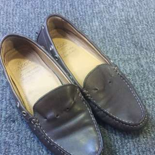 Sacoor Leather Slip-on Loafers / Shoes