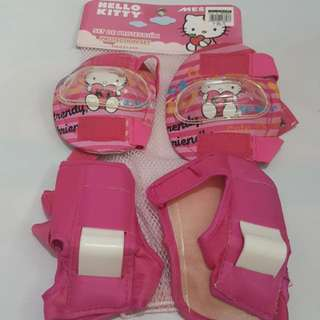 REPRICED Hello Kitty Protection Gear