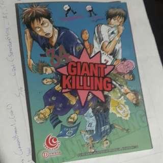 Giant Killing (Komik)