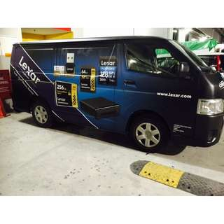 Vehicle Full Wrapping