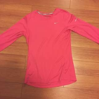 NIKE DRI FIT RUNNING SHIRT