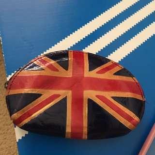 British Flag Pouch