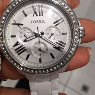 Fossil Watches Brand New Ceramic