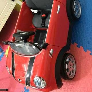 Mini Cooper S Mini Push Car