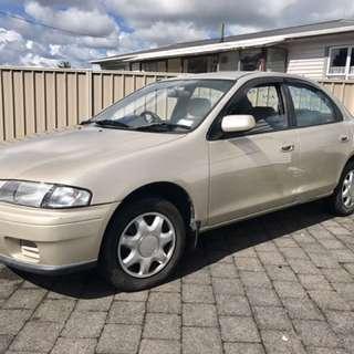 Mazda Familiar