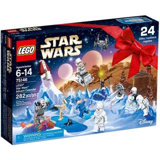 LEGO 75146 Star Wars Advent Calendar (2016)