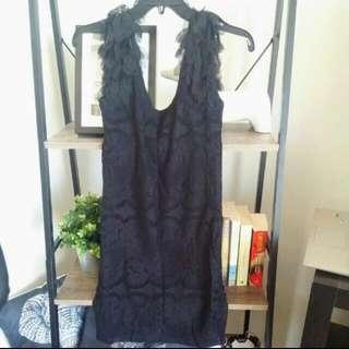 Black Bettina Liano Dress