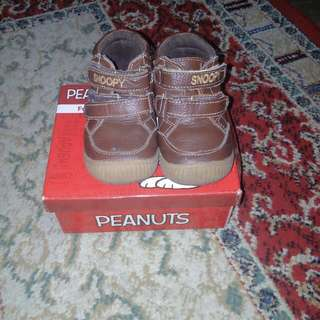 Peanuts Snoopy Shoe For 1 year Old
