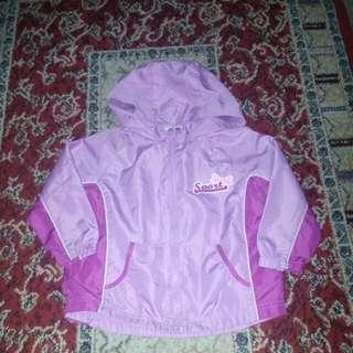 Purple Hood Jacket