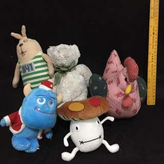 AUTHENTIC JAPAN STUFF TOYS