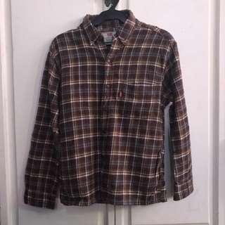 Levi's Polo Shirt Brown