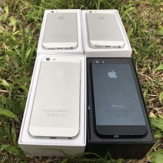 iPhone 5 / 5s 16gb