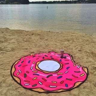 Beach towel (Donut)