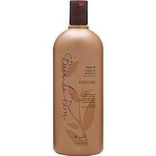 Bain De Terre Argan Oil Sleek & Smooth Shampoo.