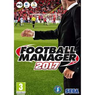 Football Manager 2017 - Guaranteed Cheaper than Steam Store