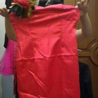 Dress Pesta Handmade