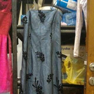 Dress Pesta Panjang