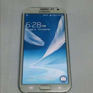 Samsung galaxy Note 2 16g