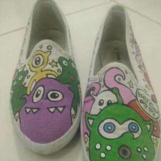 Shoes Canvas Yongki Komaladi