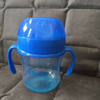 Preloved Dr Browns Sippy Cup