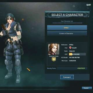 Sell Blackshot S1Nike Account