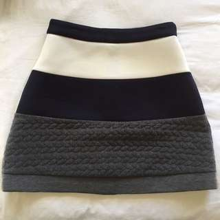 ASOS Striped skirt