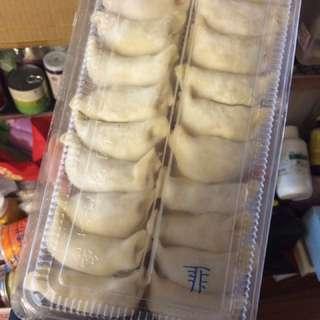 張媽媽自製的水餃(凍)