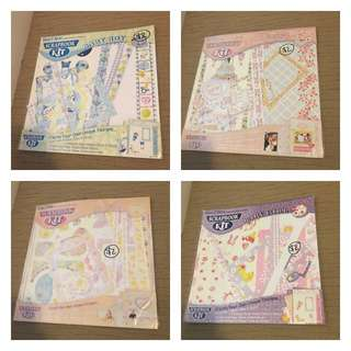 Scrapbooking Sets