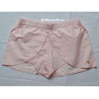 Pink Polka Dot Shorts