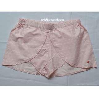 Pink Polka Dot Shorts