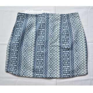 Semi Denim Skirt