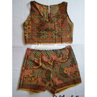 Indonesian Batik Set