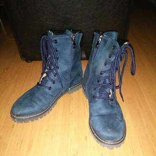 Preloved Timberland Inspired Boots