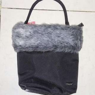 Fur Bag Tas Unik