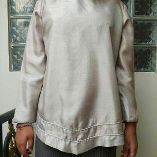 Baju Pesta All size (Fit To Big Size)