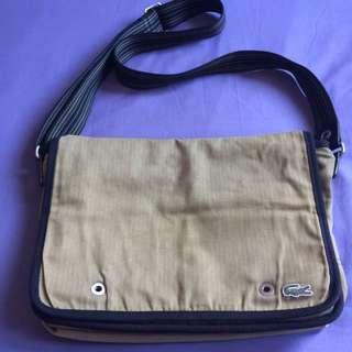 ⚜️Sisterette's⚜️ Lacoste Medium Messenger Bag