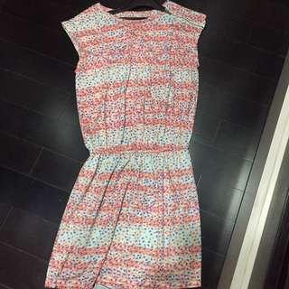 Cuci Gudang Zara Dress 1-2 Times Used