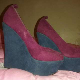 Freelance Wedges Heels