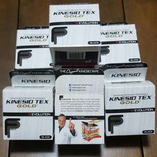Authentic Kinesio Tex GOLD FPwave Tape