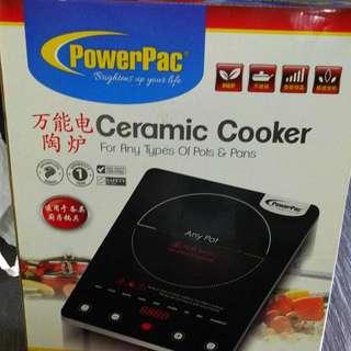 PowerPac Ceramic Cooker