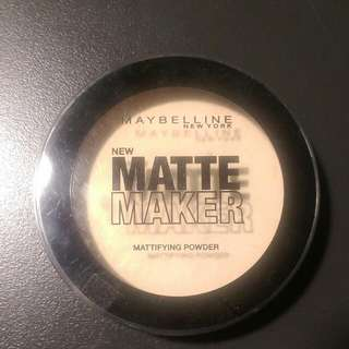 MAYBELLINE Matte Maker Classic Ivory