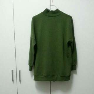 H&M Tunic Sweatshirt
