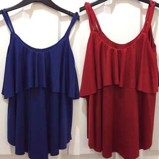 Sleeveless Tops: Selling Both As One