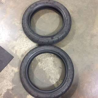 IRC SS-560R Tires (PCX150 Stock Tires)