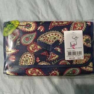 泰國購入-naraya化妝包(含鏡子)