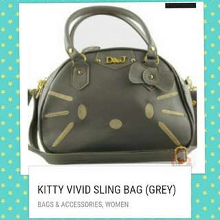 KITTY VIVID SLING BAG