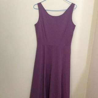 Violet Sunday Dress