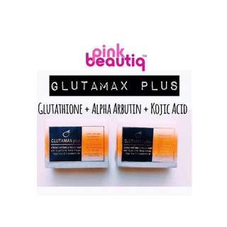 Glutamax Plus - Whitening & Micropeeling Soap