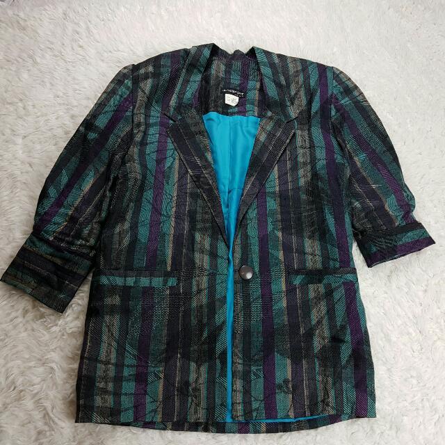 80's Jacket Sz 14
