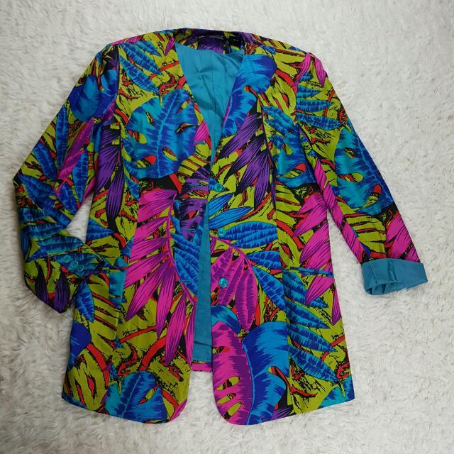 80's Jacket Sz M